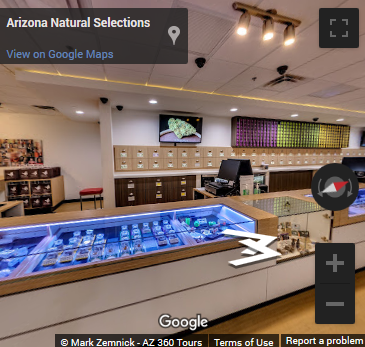 Scottsdale dispensary AZ natural Selections